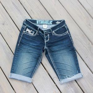 Skinny Jeans (cut off)